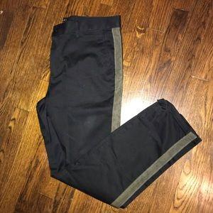 Men's Zara side stripe pant